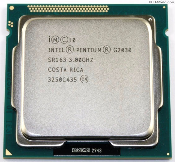 Intel Pentium G2030 - Envio Imediato