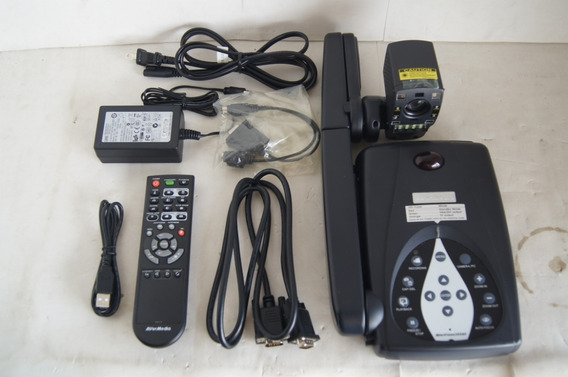 Camera Para Doc Portatil Avermedia 355af-1001 Coisas G-2