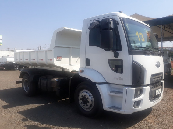 Ford Cargo -1319 - 4x2 - Basculante 4 Mtrs³ - 2013