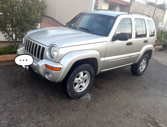 Jeep Cherokee Kj Liberty