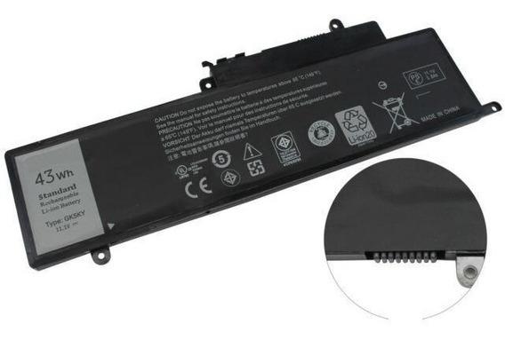 Bateria Dell Inspiron 13 7347 7000 Gk5ky