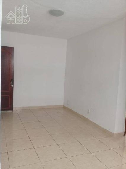 Apartamento Com 2 Dormitórios À Venda, 52 M² Por R$ 158.000 - Colubande - São Gonçalo/rj - Ap3279