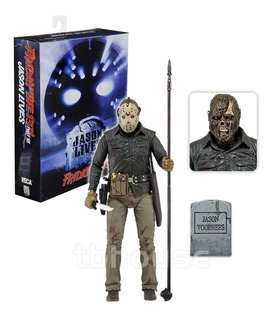 Jason Voorhees Lives 7 Ultimate Friday The 13th Parte 6 Vive