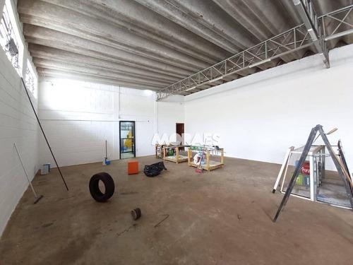 Imagem 1 de 14 de Barracão À Venda, 217 M² Por R$ 480.000 - Vila Carolina - Bauru/sp - Ba0097