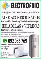 Reparacion Heladeras Familiar Y Comercial