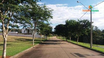 Terreno À Venda, Condomínio Evidence Residencial, Araçoiaba Da Serra - Te0177