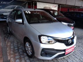 Etios 1.5 X Plus Sedan 16v Flex 4p Automático 2018/2019