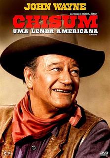 Filme Chisum - Uma Lenda Americana 1970 Dublado Frete Fixo