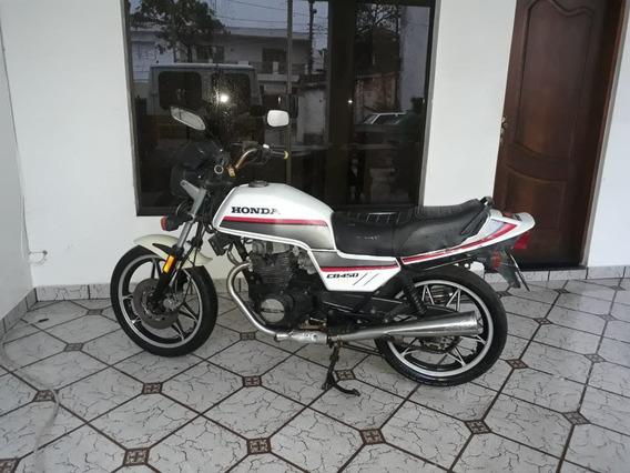 Motos Honda Cb 450 Usada