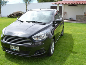 Ford Figo Sedán 2016 Energy Man