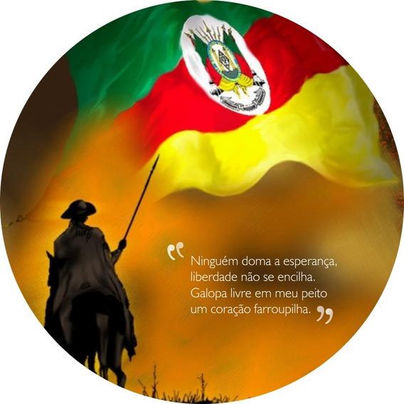 Capa Estepe Rio Grande Do Sul Gaucho Crossfox Ecosport