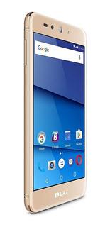Smartphone Blu Grand Xl 8gb Desbloqueado Dorado