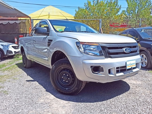 Ford Ranger 4x4 Cabina Simple Xl