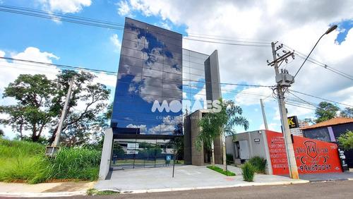Imagem 1 de 30 de Prédio Comercial Para Venda, 3 Andares, 1300 M² - Altos Da Cidade - Bauru/sp - Pr0010