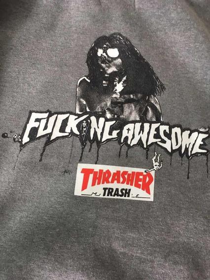 Fucking Awesome X Thrasher Hood