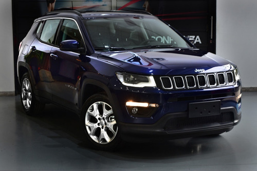 Jeep Compass Longitude 4x2 At 2021 Car Cash