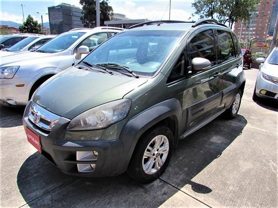 Fiat Idea Adventure Locker Mec 1,6 Gasolina