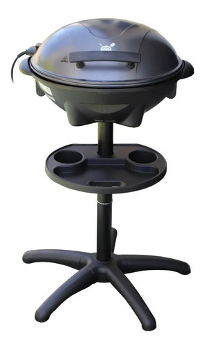 Imagen 1 de 5 de Parrilla Portatil Electrica Balcon Asador Tango 17 2800w Jmc