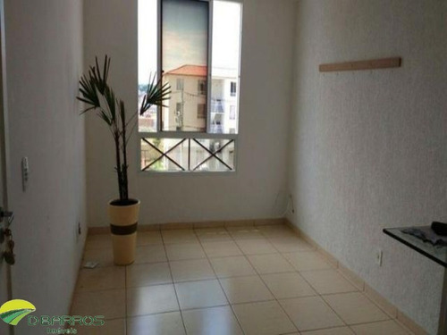 Imagem 1 de 17 de Ótima Oportunidade Apartamento Com 2 Dormitórios No Bairro Jardim Jaraguá Em Taubaté/sp - 4671 - 34840773