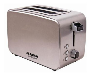 Tostadora Peabody T8127 Inoxidable
