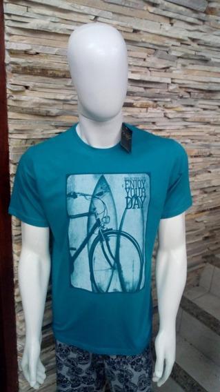 Camisa De Malha Masculina 100% Algodão 30.1 Fabricante