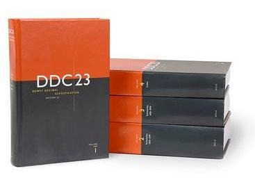 Dewey Decimal Classification - 4 Volumes / 23rd Edition