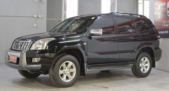 Toyota Land Cruiser Prado Vx Diesel 3.0 4x4 7 Asientos 2008