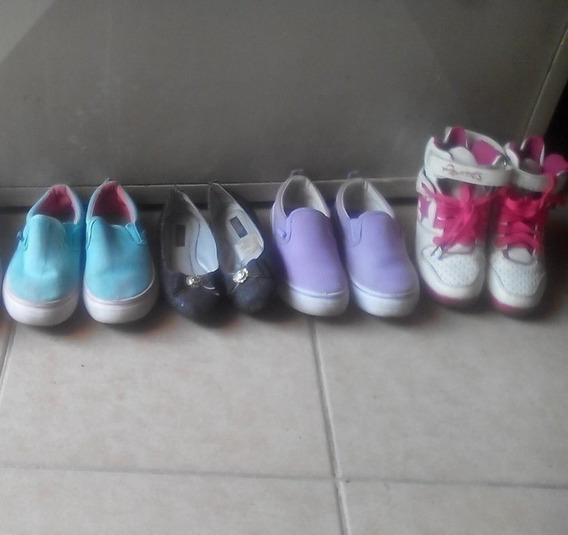 Zapatos Para Niñas Usados En Buen Estados