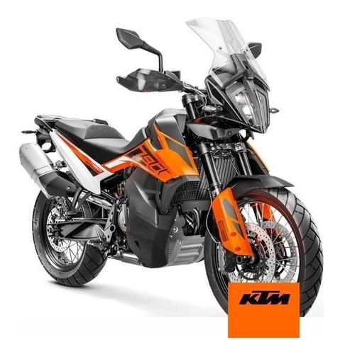 Ktm Adventure 790 S -gs Motorcycle.