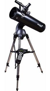 Levenhuk Skymatic 135 Gta Tonian Reflector Telescopio Go Fun