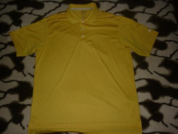 E Chomba Golf Climacool Talle M Amarilla Art 99873