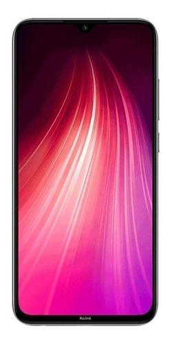 Xiaomi Redmi Note 8 Dual SIM 128 GB moonlight white 6 GB RAM