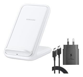 Cargador Inalambrico Samsung Original S20 Note 10 20 Rapido