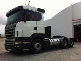 Scania G 420 Ano 2012 Truck