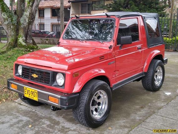 Chevrolet Samurai Samurai Carpado Dh