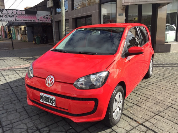 Volkswagen Up Move 2014