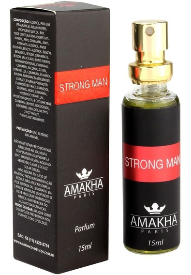 Perfume - Strong Man (ref. Azzaro) Amakha Paris