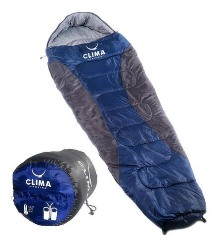 1 Saco De Dormir  -5° C +18º C Clima Extremo Frio