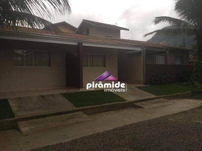 Casa Com 2 Dormitórios Para Alugar, 60 M² Por R$ 1.400/mês - Praia Da Mococa - Caraguatatuba/sp - Ca4465