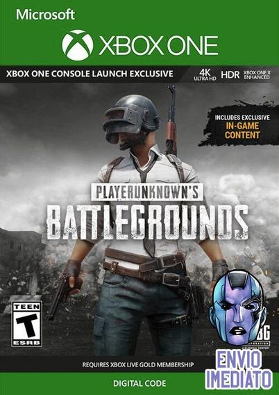 Pubg Playerunknown Battleground Xbox Key 25 Digitos Online