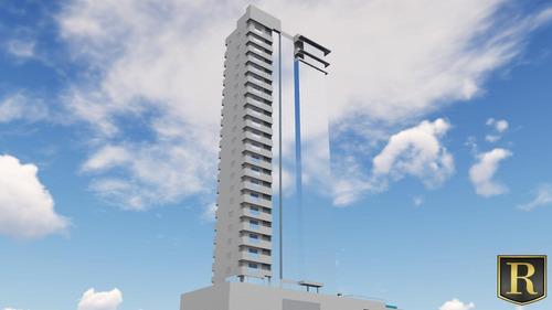Apartamento Para Venda Em Guarapuava, Centro, 3 Dormitórios, 3 Suítes, 5 Banheiros, 4 Vagas - _2-801111