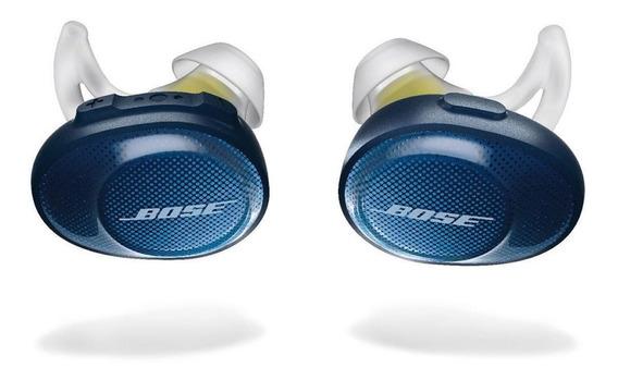 Audifonos Bose Soundsport Free Azul