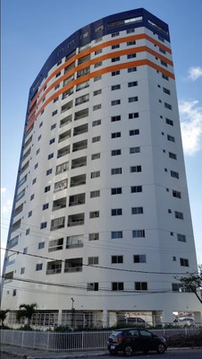 Apartamento Em Brisamar, João Pessoa/pb De 140m² 4 Quartos À Venda Por R$ 650.000,00 - Ap211793