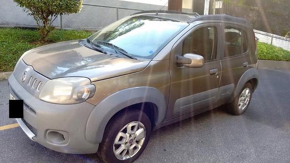 Fiat Uno Way 1.0 2013 4p