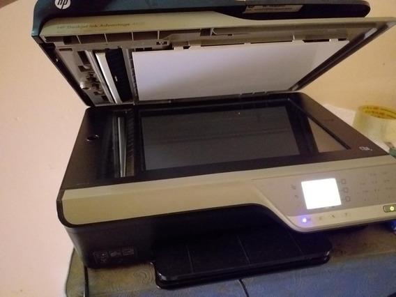 Impressora Hp Deskejet Ink Advantage 4625