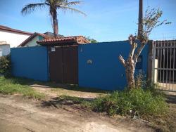 Boa Casa No Balneário Tupy, Em Itanhaém,com Piscina