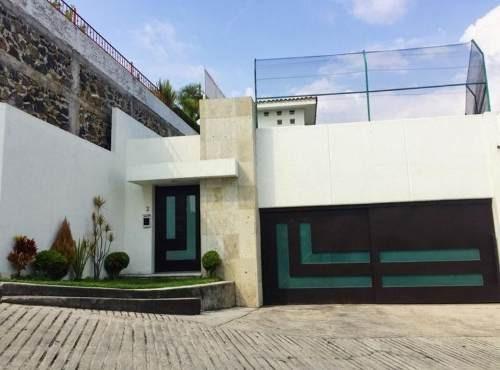 Casa Minimalista En Venta Al Norponiente De Cuernavaca.