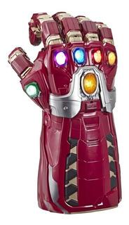 Guante Guantelete Articulado Iron Man Avengers Hasbro E6253