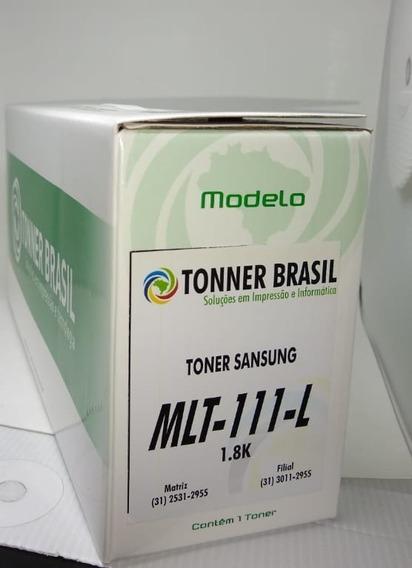 Toner D111l Remanufaturado Para Impressora Samsung (1.8 K)
