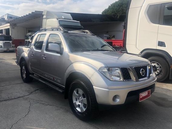 Nissan Frontier 2.5 Se Cab. Dupla 4x4 = S10 Hilux Ranger